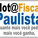 Nota Fiscal Paulista Cadastro