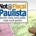 Nota Fiscal Paulista Crédito