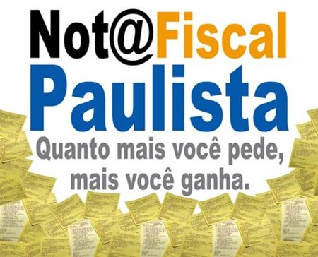 nota fiscal paulista resgate Nota Fiscal Paulista Resgate