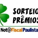Nota Fiscal Paulista Prêmios – Sorteio